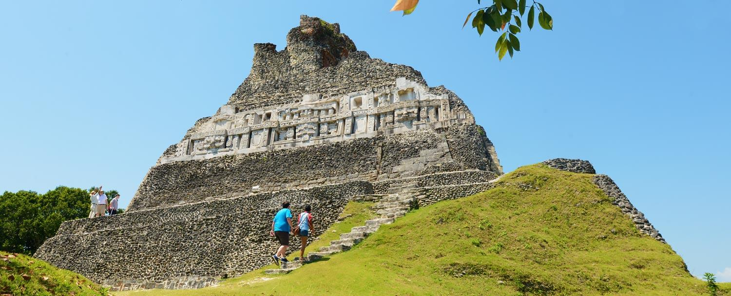 Belize Tours at Mayan Ruins