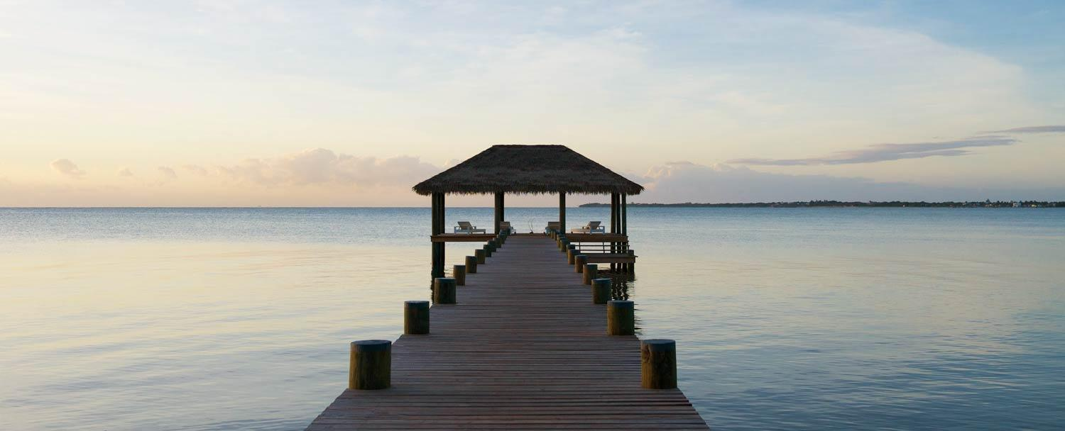 Belize Caribbean Beach & Inland Adventure Package at Chaa Creek in Placencia