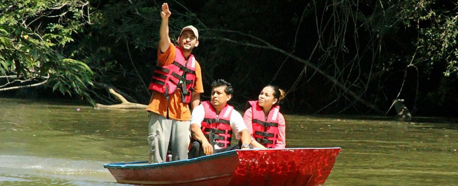 Boat River Tours