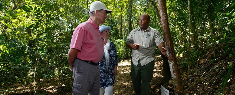 Belize Botanic Garden