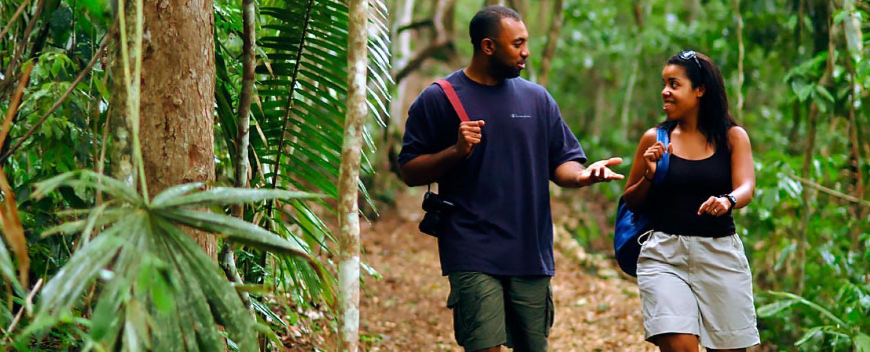 Chaa Creek Hiking Tour
