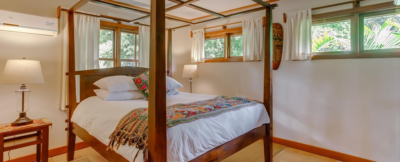 Belize Spa Villa Beedrom two at chaa creek resort
