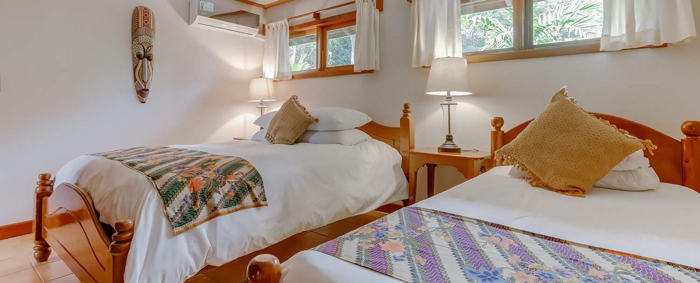 Belize Spa Villa Beedrom three at chaa creek resort