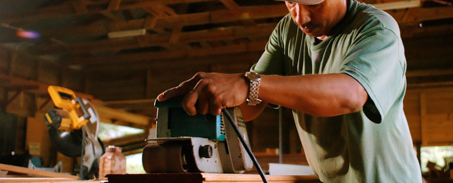 Belize Woodshop Operation