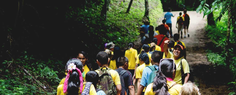 Belize Eco Kids Summer Camp