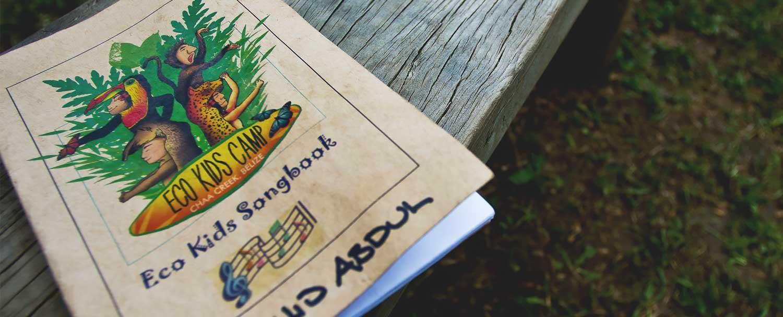 Chaa Creek Belize Eco Kids Songbook