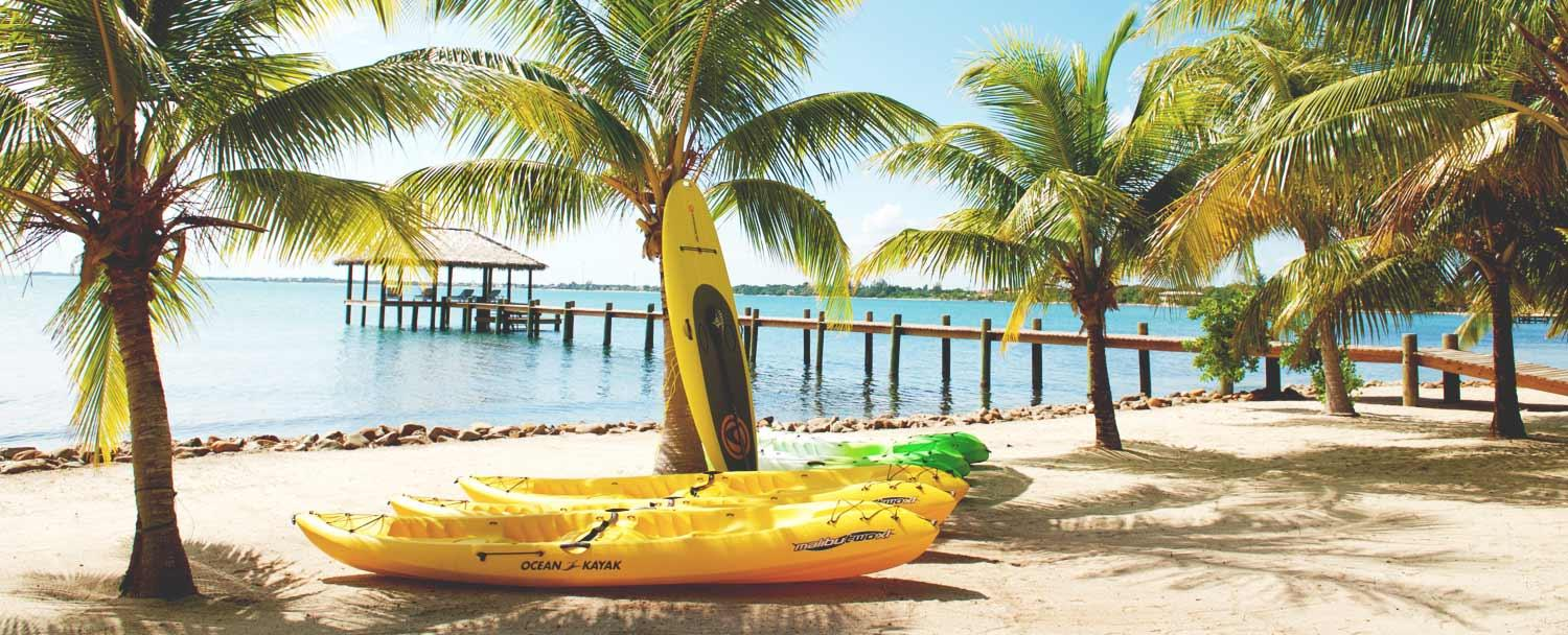 Belize Caribbean Beach & Inland Adventure Package Naia Placencia