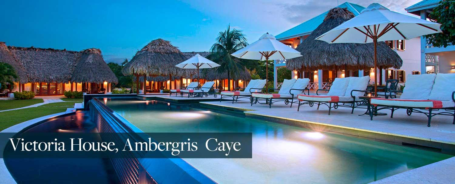 Luxury Belize Honeymoon All Inclusive Package with Chaa Creek and Victoria House Resort