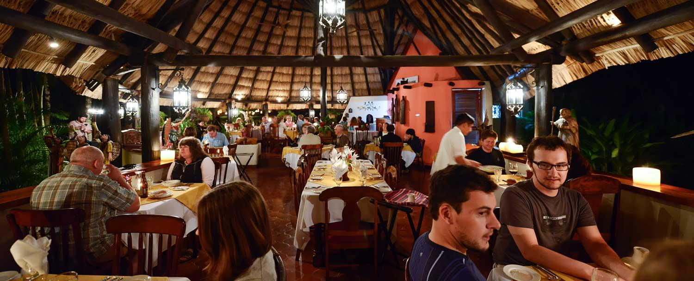 Mariposa Belize Restaurant
