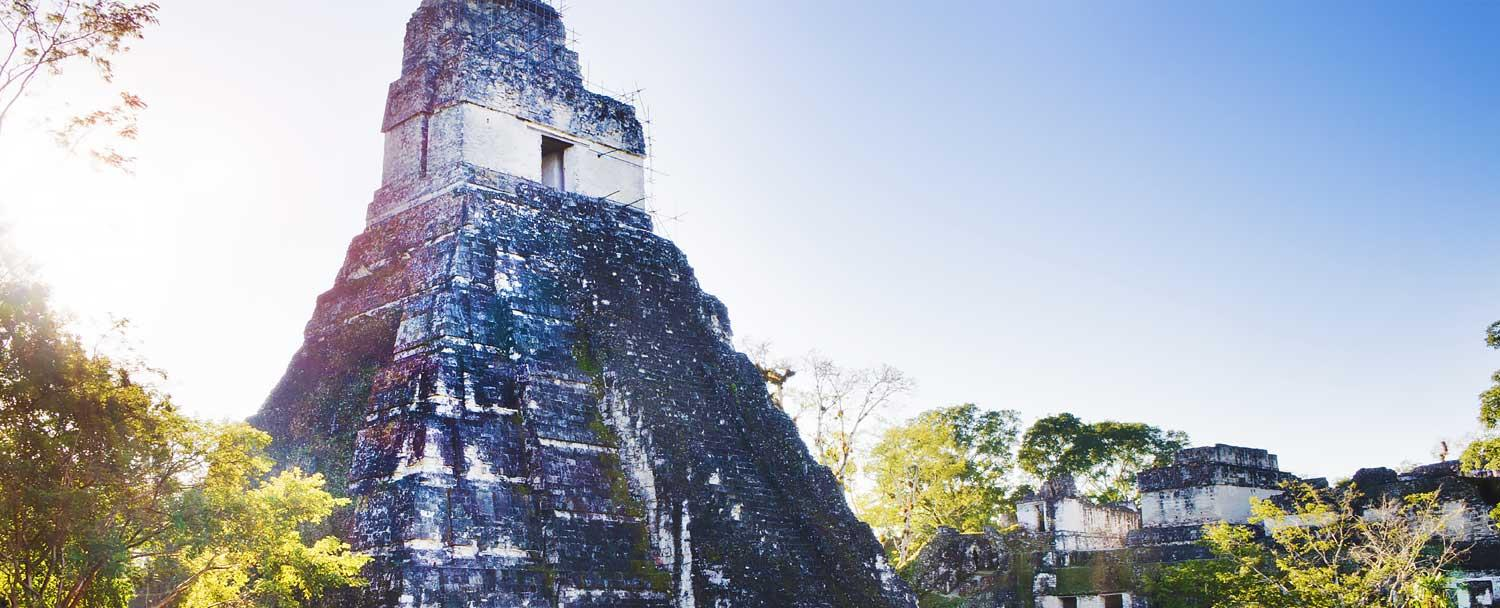 Tikal Mayan Ruins in Peten Guatemala by Chaa Creek Resort