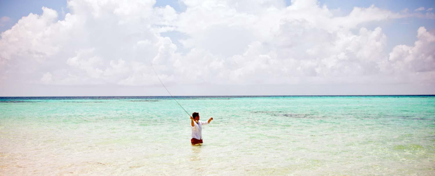 Placencia Belize fishing tours with Chaa Creek Resort