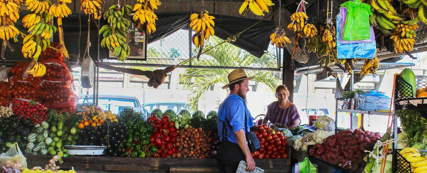 San Ignacio Market Tour with Chaa Creek gives insight into culture