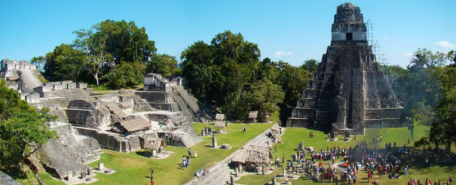 Tikal National Park Ceremony and tour by Chaa Creek Resort
