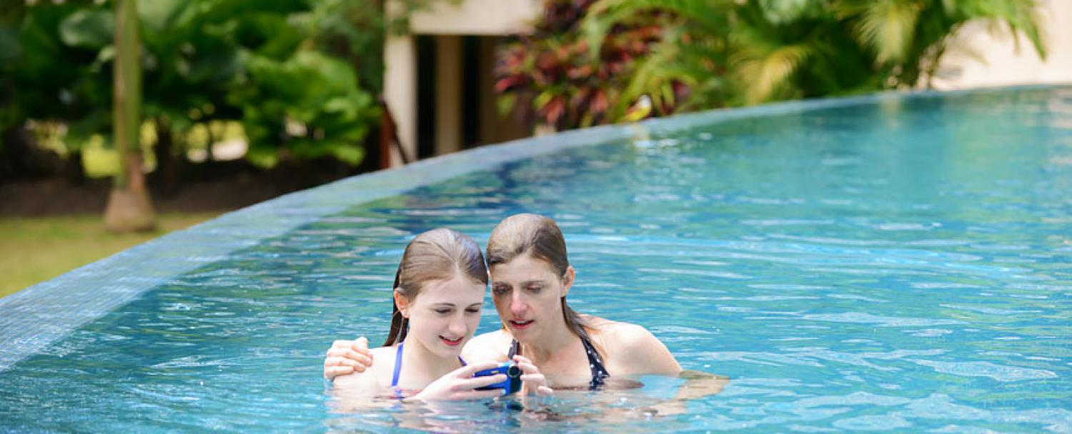 Travel to Belize with Kids at Chaa Creek