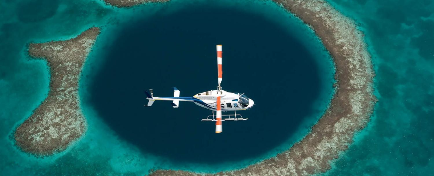 traveling to belize astrum helicopters tours and charters