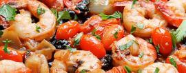 Belize Recipes Shrimp Tomato
