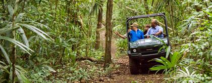 Belize Rainforest RTV Safari Tours