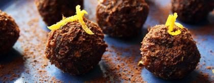 Belize Dessert Recipes Chocolate Truffles