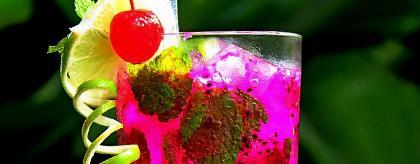 Belize Drink Recipes Dragon Fruit Mojo