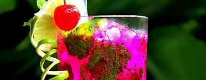 Belize Drink Recipes Dragon Fruit Mojo
