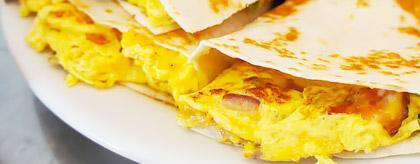 Breakfast Quesadillas Recipes
