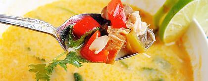 Belize Recipes Coconut Curry Snapper Soup