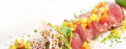 Tuna Carpaccio Recipe