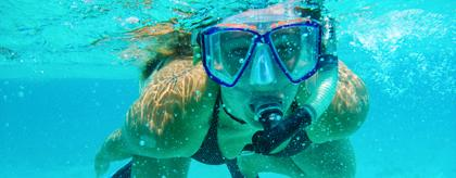 Belize Snorkeling tours with Chaa Creek