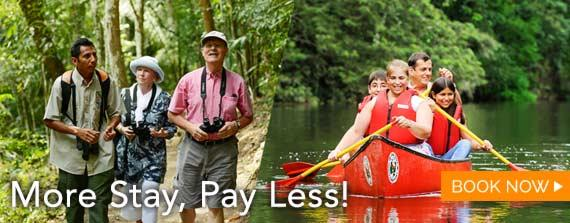 Travel to Belize this thanksgiving with this special by Chaa Creek Luxury Resort