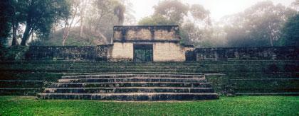 Cahal Pech Maya Temples