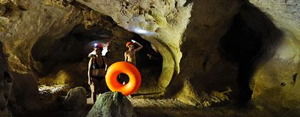 Belize Caves Branch Tubing