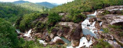 Tour Belize Mountain Pine Ridge with Chaa Creek Tours