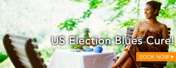 Belize all inclusive vacation package for the US presidential election blues at Chaa Creek