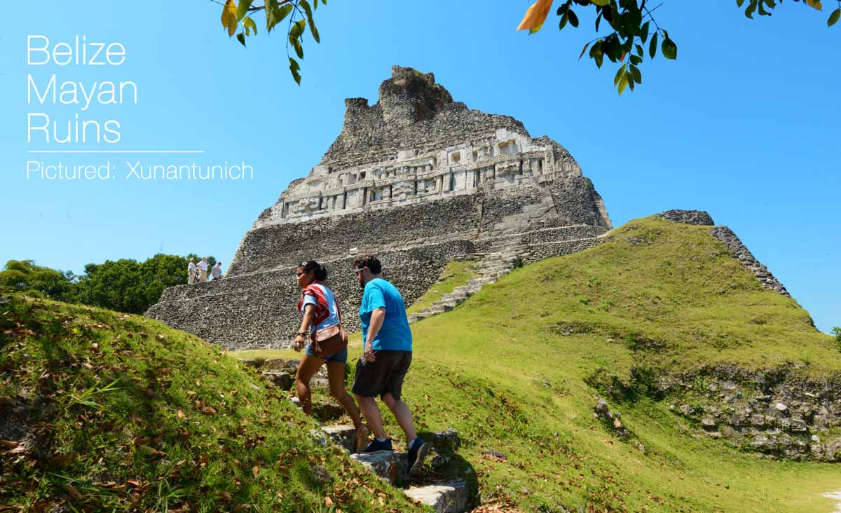 Belize Mayan Ruins is another of our favorite things to do in Belize